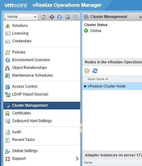 Click Cluster Management